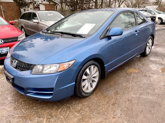 2009-Honda-Civic Coupe