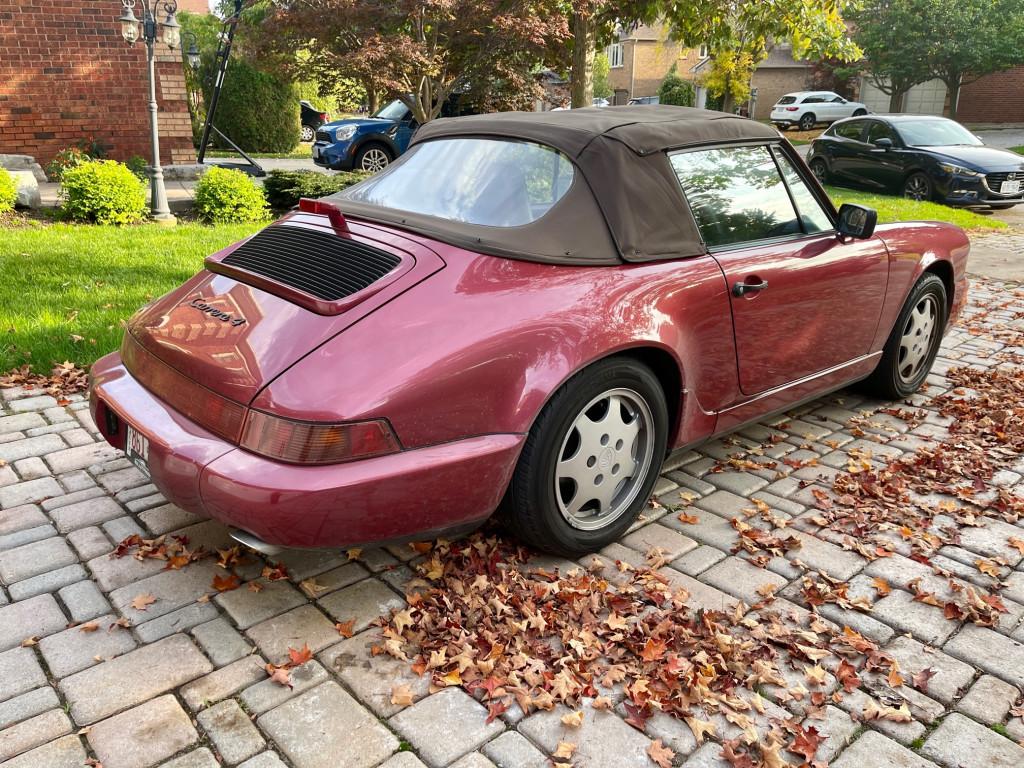 1990-Porsche-911