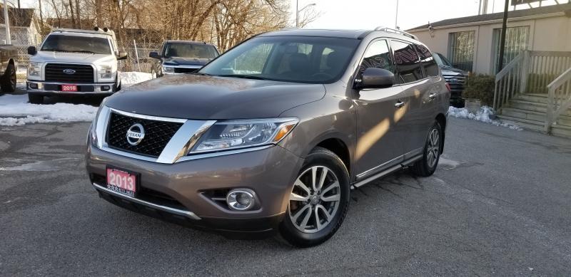 2013-Nissan-Pathfinder