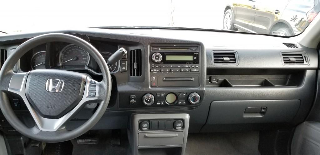 2009-Honda-Ridgeline