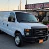 2009-Ford-Econoline Cargo Van