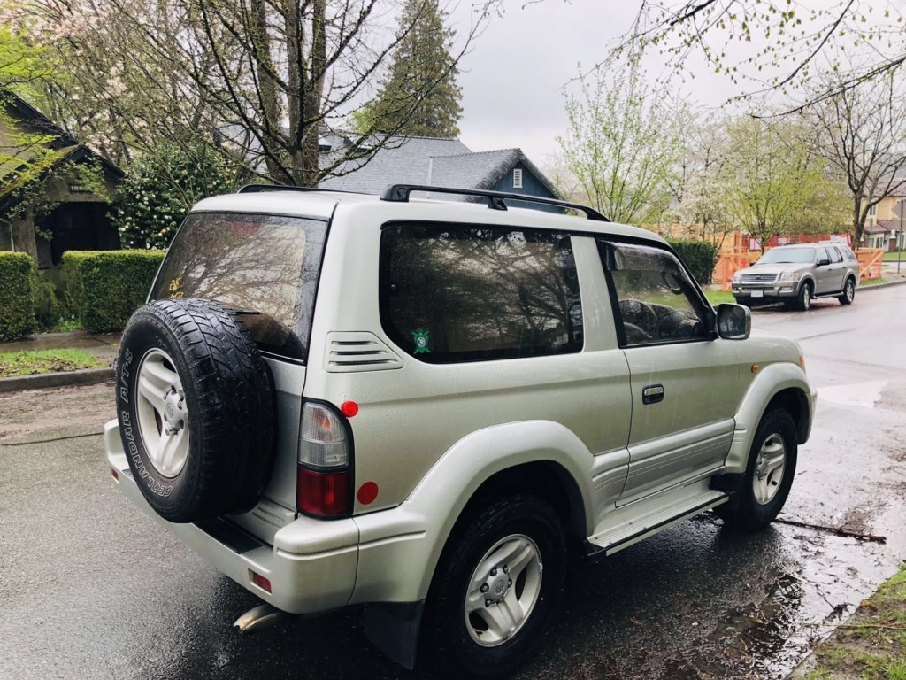 1999-Toyota-Land Cruiser