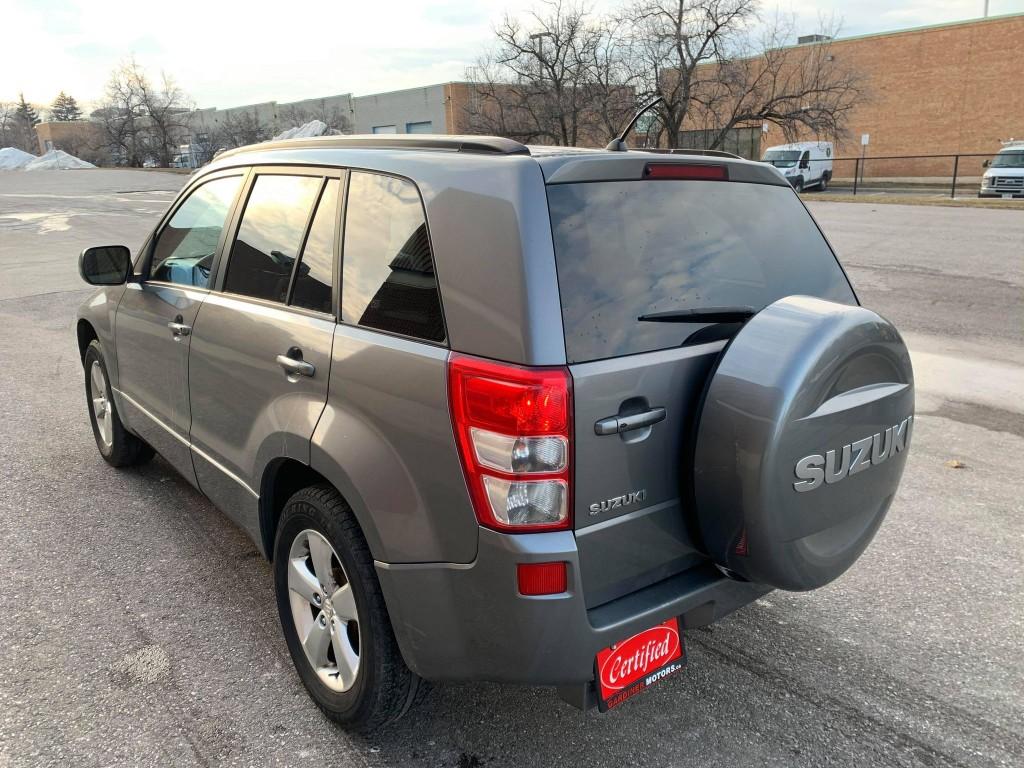 2009-Suzuki-Grand Vitara