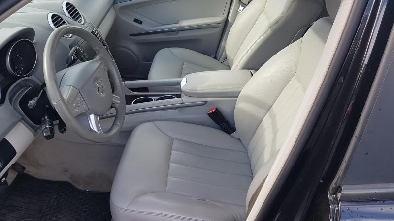 2008-Mercedes-Benz-ML320 CDI