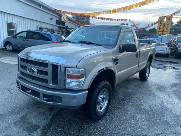 2008-Ford-Super Duty F-250