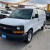 2011-Chevrolet-Express Cargo Van