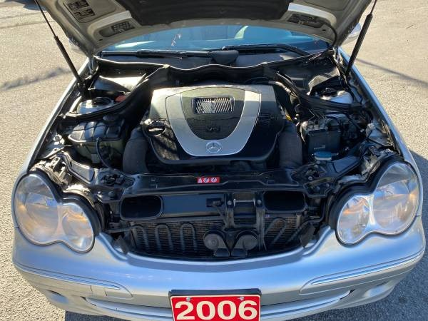2006-Mercedes-Benz-C-Class