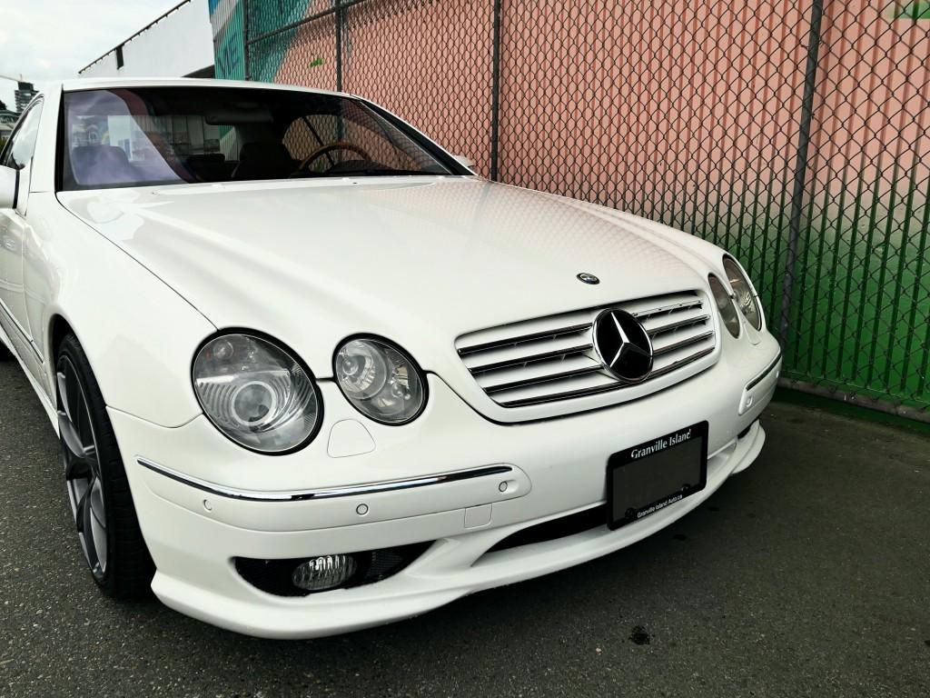 2001-Mercedes-Benz-CL55 AMG
