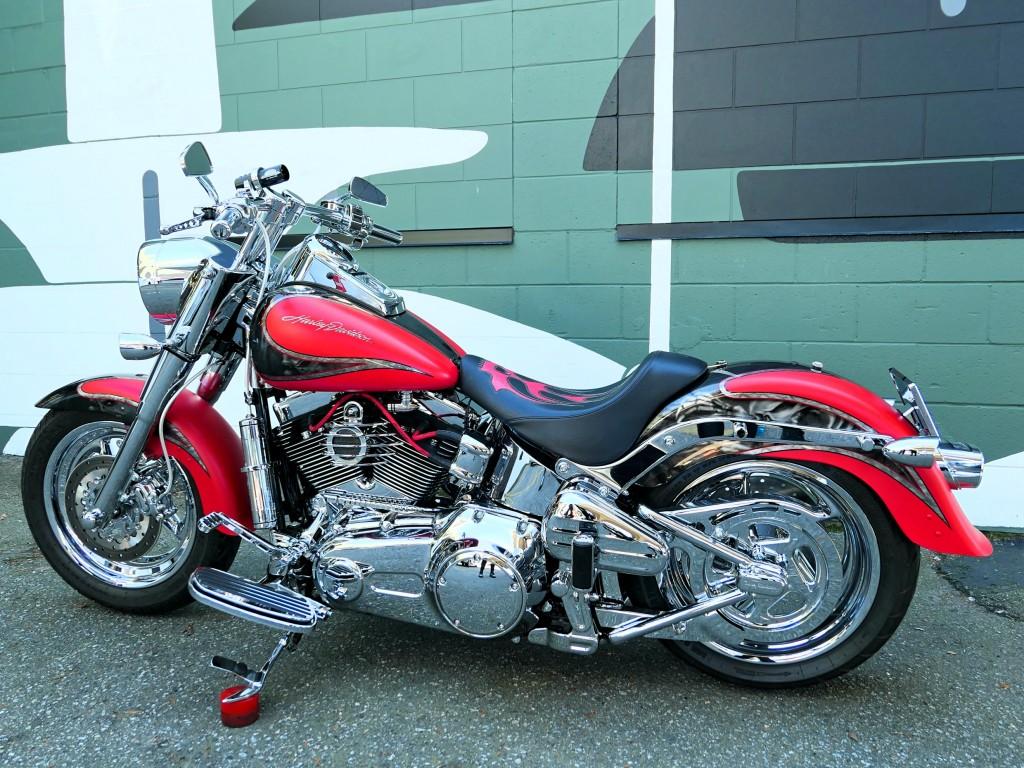 2008-Harley-Davidson-Fat Boy