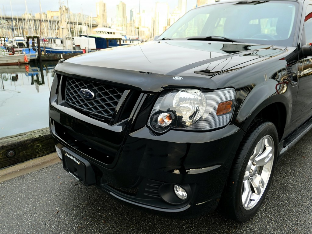 2010-Ford-Explorer Sport Trac