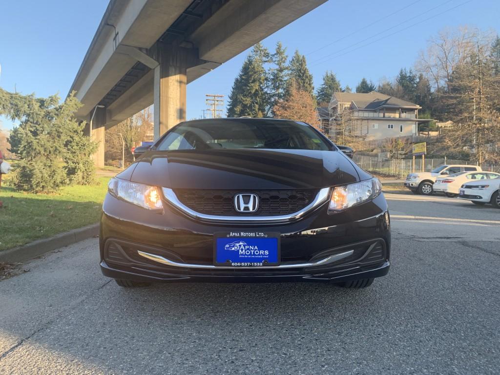 2015-Honda-Civic Sedan